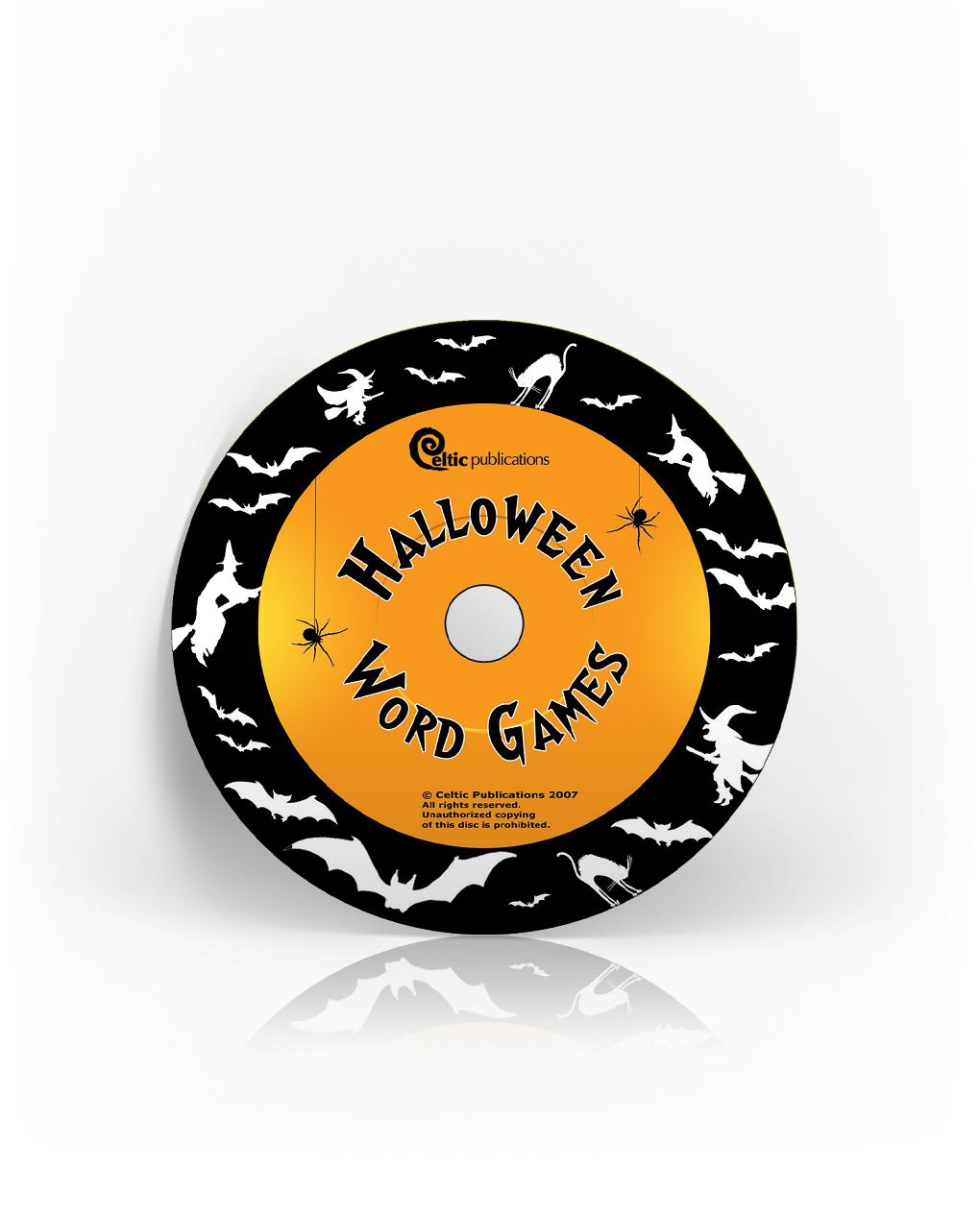 Halloween Spooky Sounds Audio CD - TEFL Resources