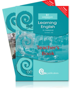 Learning English In Ireland Student + Teachers Books - Teachers Pack