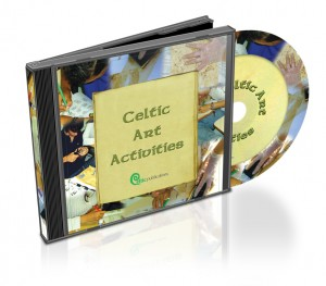 Teaching Celtic Art Activities CD