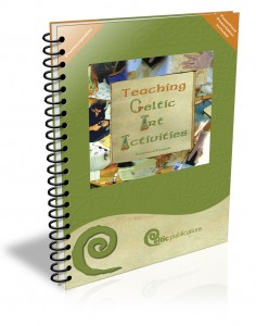 Teaching Celtic Art Front Cover