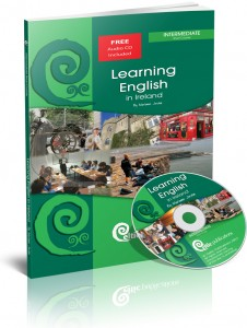Learning English in Ireland Students Book plus Audio CD