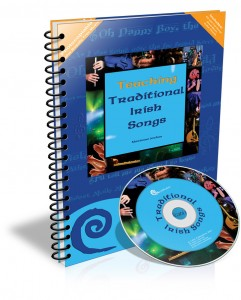 Learning Traditional Irish Songs plus Music CD